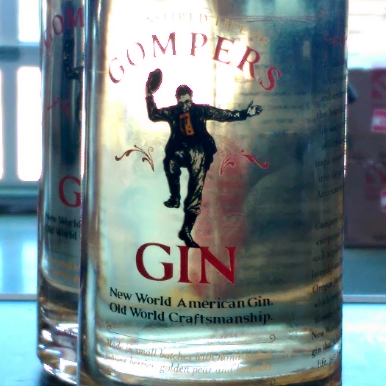 Gomper's Gin. Photo by Cocktail Crafty