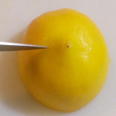 lemon rose - step 4