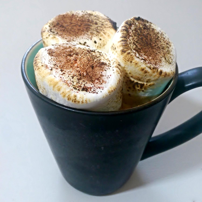 mezcal hot chocolate