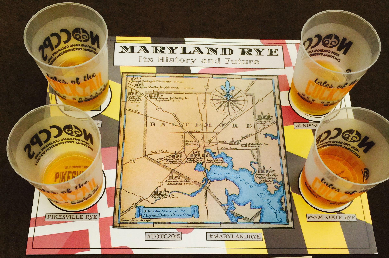 Maryland Rye Seminar