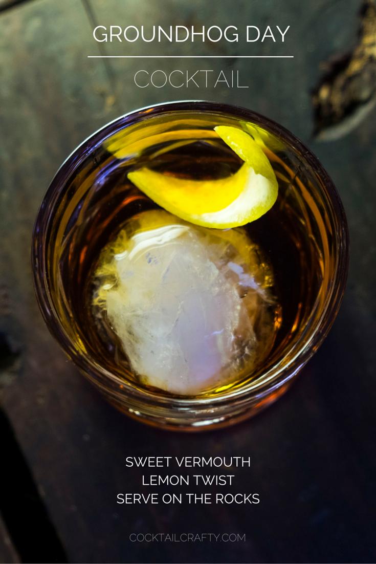 Groundhog Day Cocktail Recipe