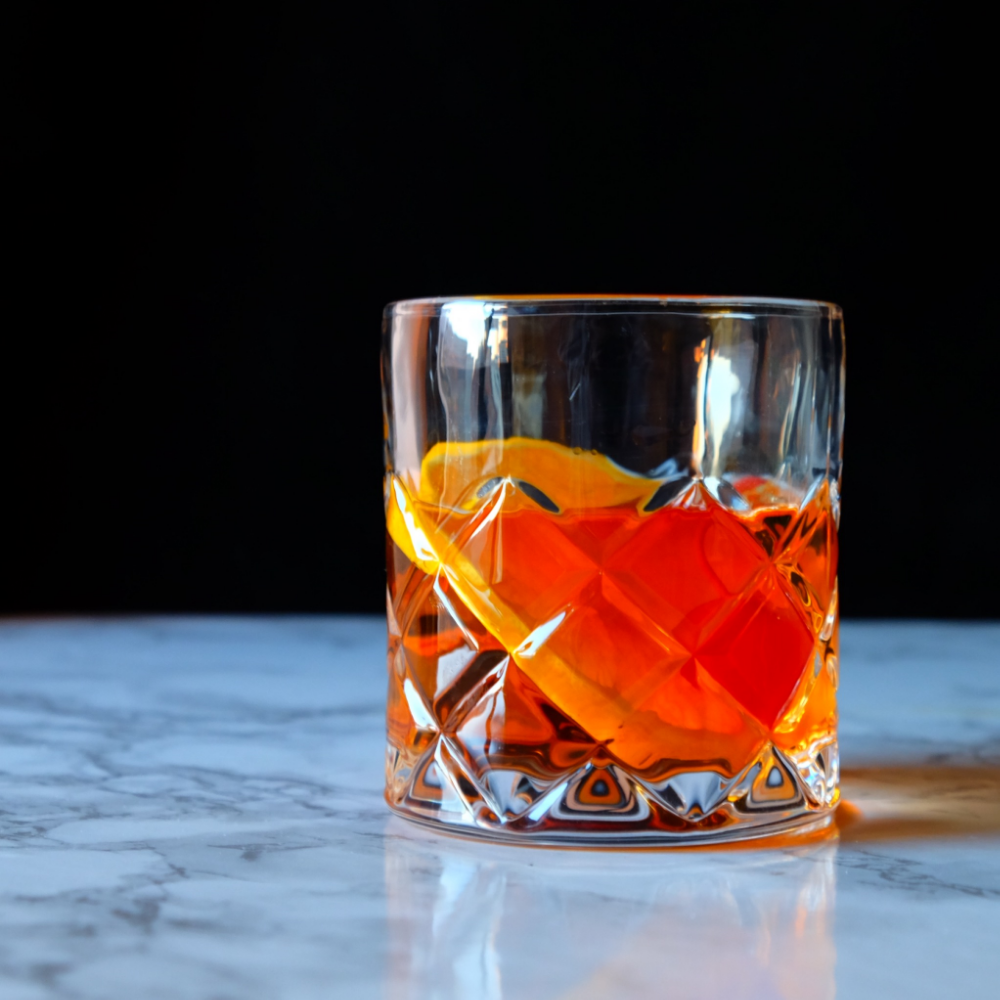 Miss Edna Mae - a twist on the old fashioned