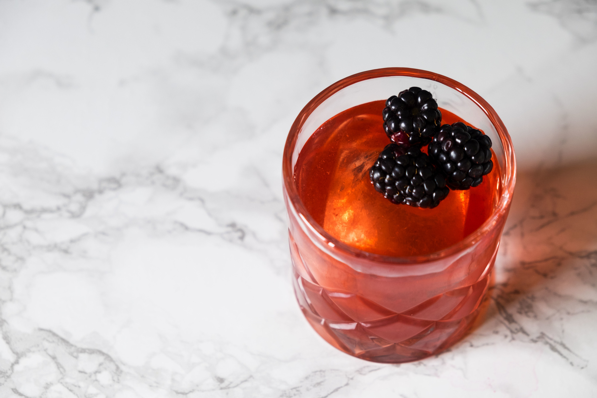 Blackberry Old Fashioned