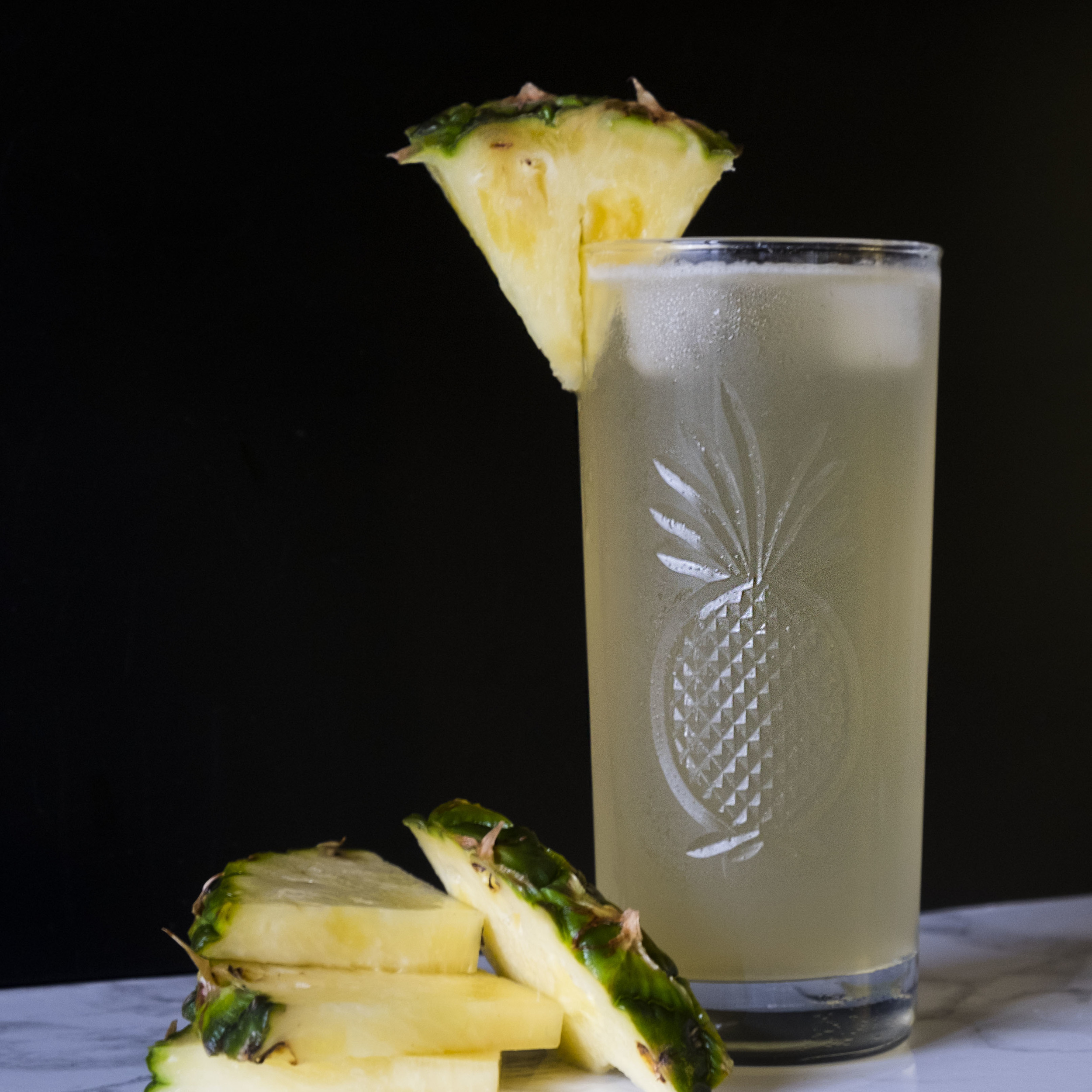 Pineapple Cooler Glass provided by  Rolf Glassware .