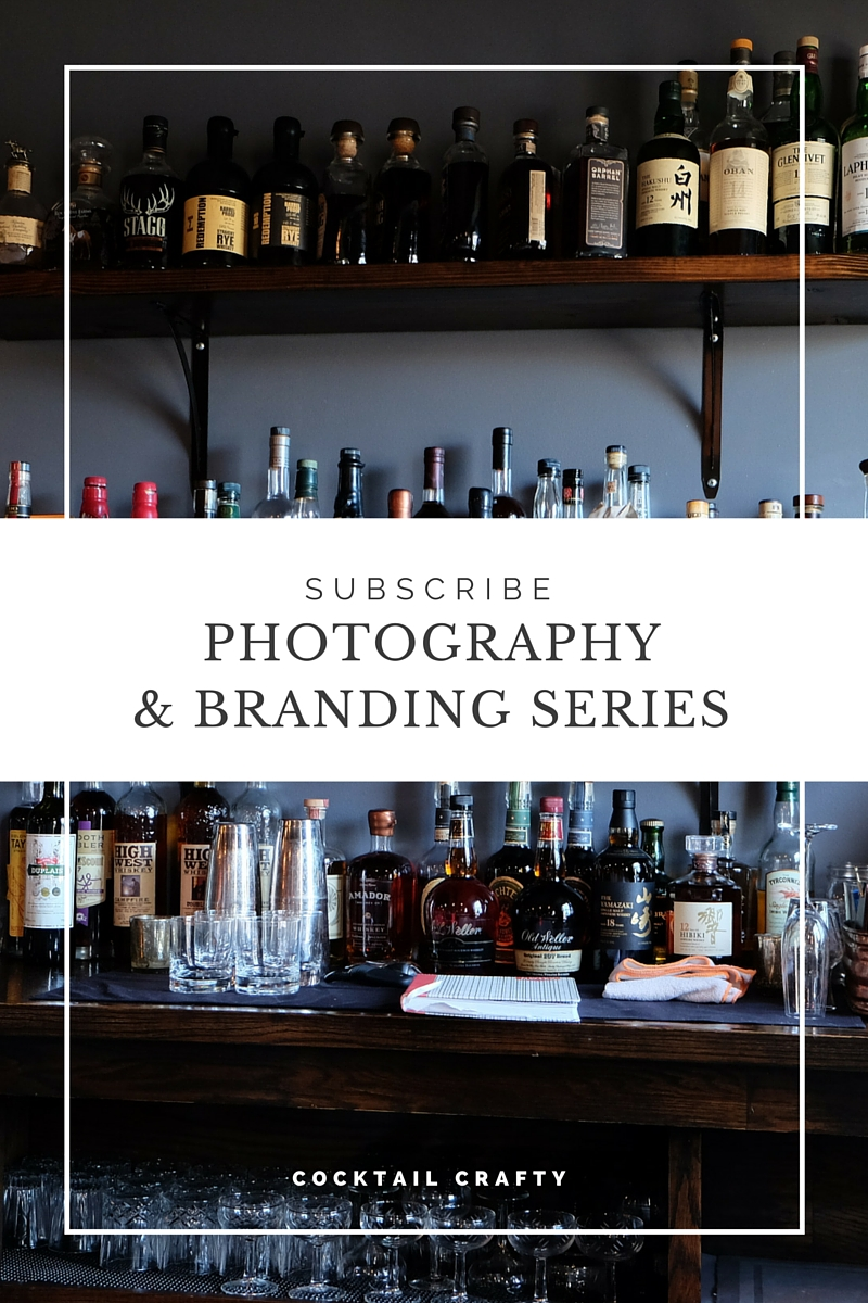photography and branding series