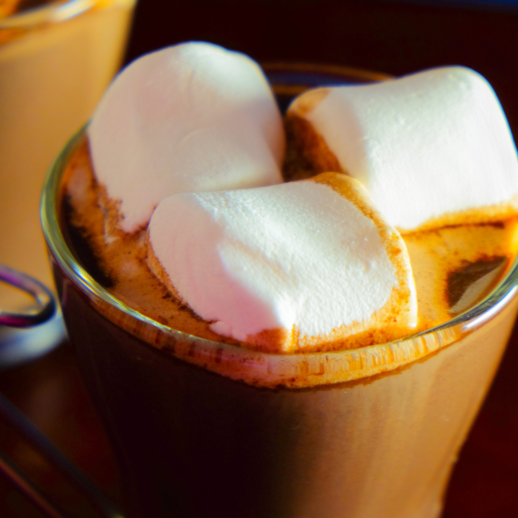 Chartreuse Hot Chocolate -