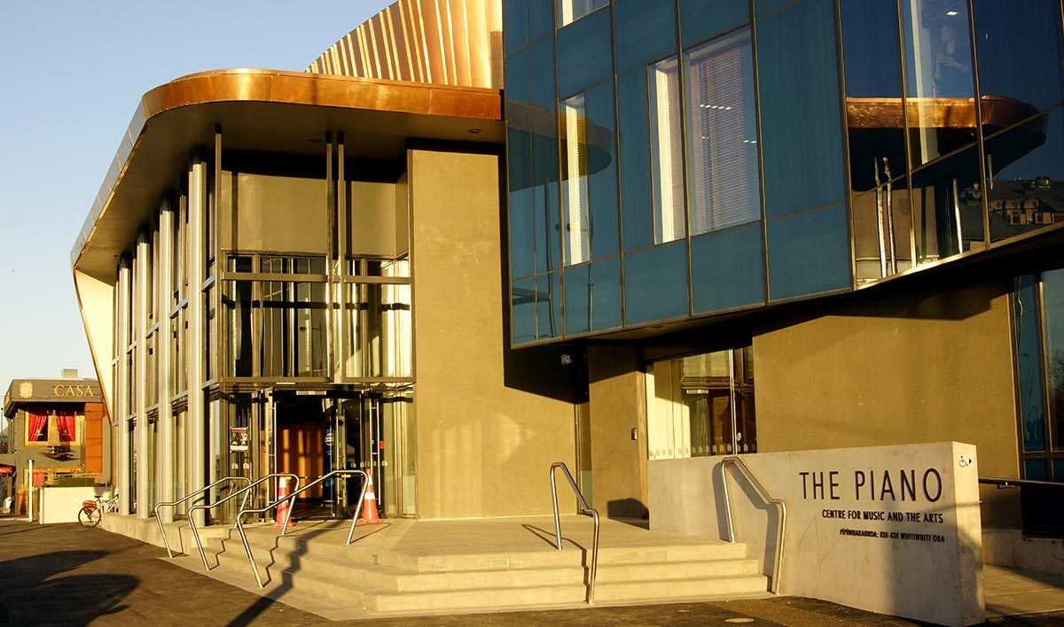 Music Centre of Christchurch