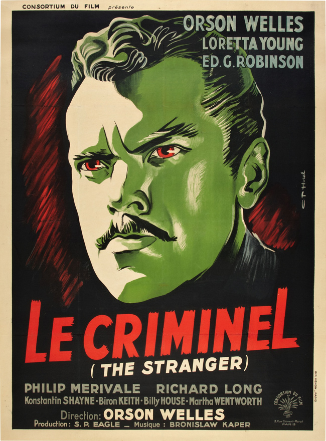 Vintage French Cinema Posters Embassy Made