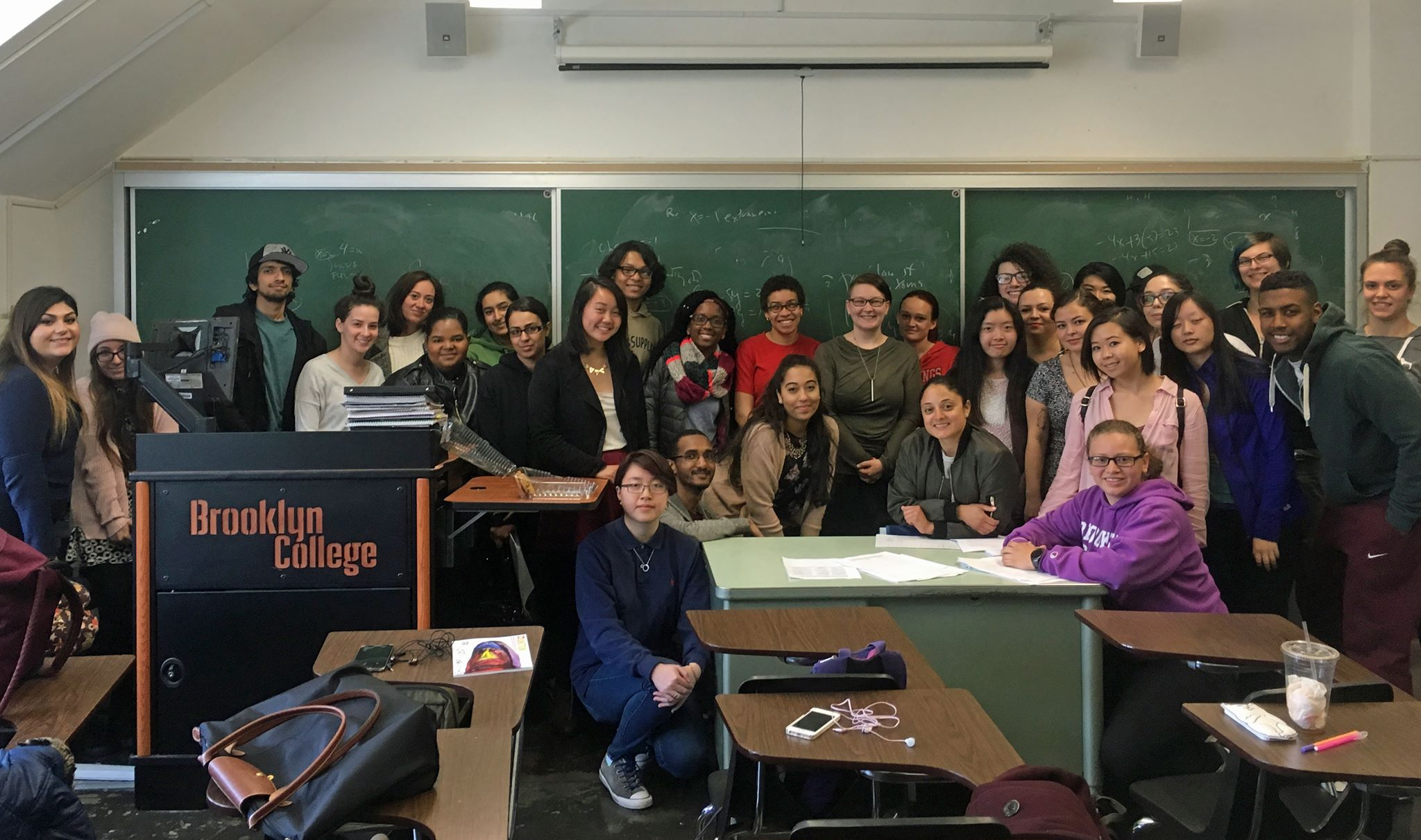 Intro to Women's Studies Section 2 Spring 2016 Brooklyn College