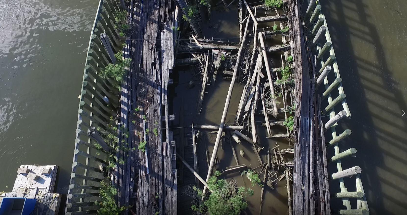 07/01/19 - Aerial footage of Armistead interior -