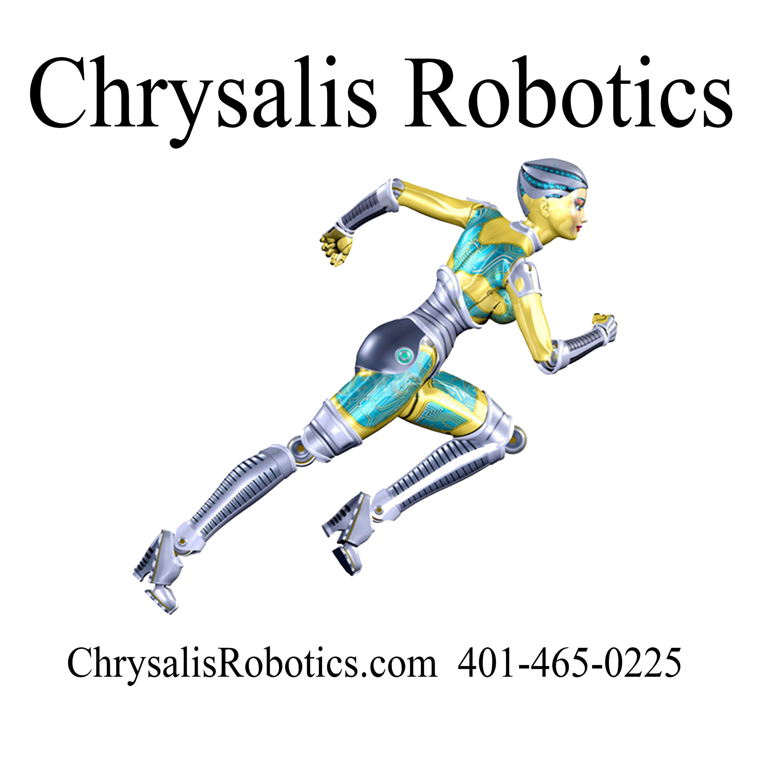 CHRYSALIS ROBOTICS & AI for KIDS of TOMORROW