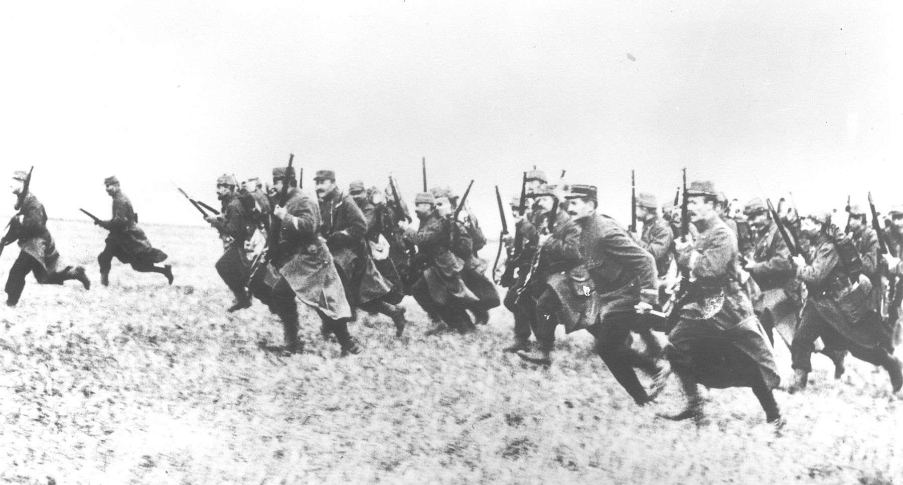 Discover fascinating stories about World War I volunteers