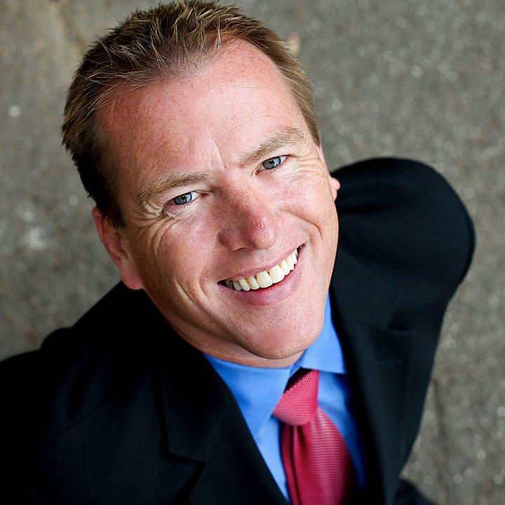 Richard Bliss, host of Funding the Dream
