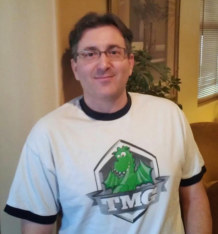 Seth Jaffee of Tasty Minstrel Games