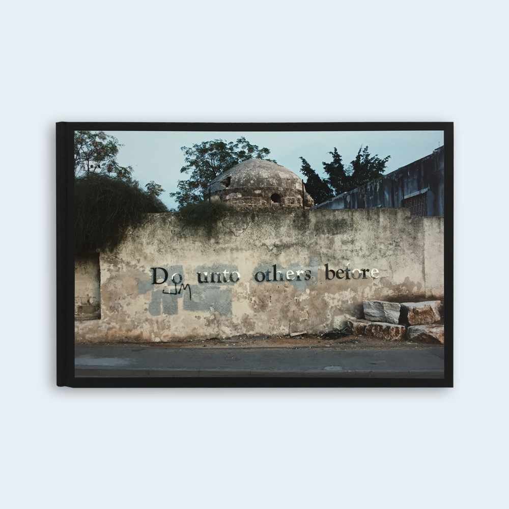 SHIMON ATTIE | Facts on the Ground (Special Edition) $1,500.00