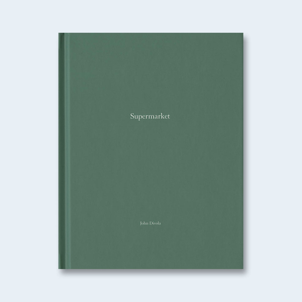 JOHN DIVOLA | One Picture Book #81: Supermarket $150.00