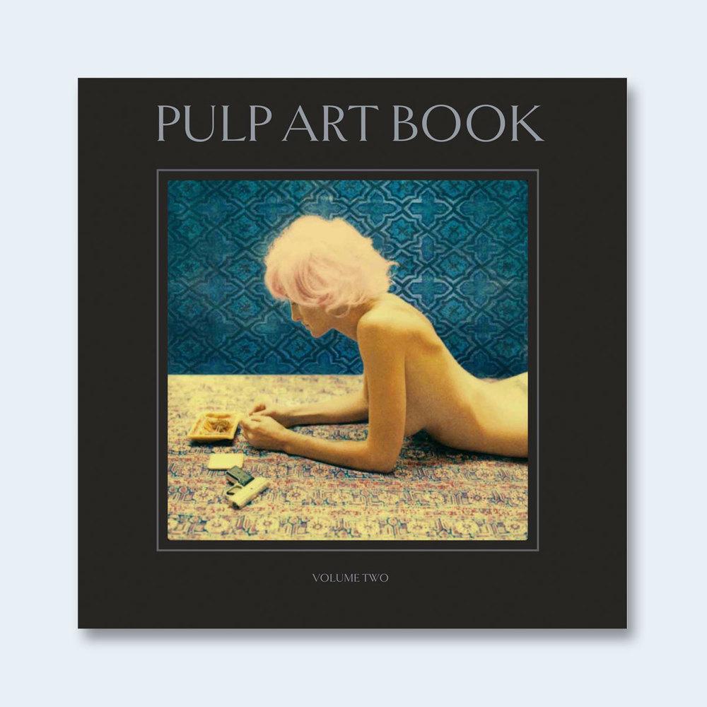 HARBECK & KRUG: PULP ART BOOK   Pulp Art Book: Volume Two $50.00