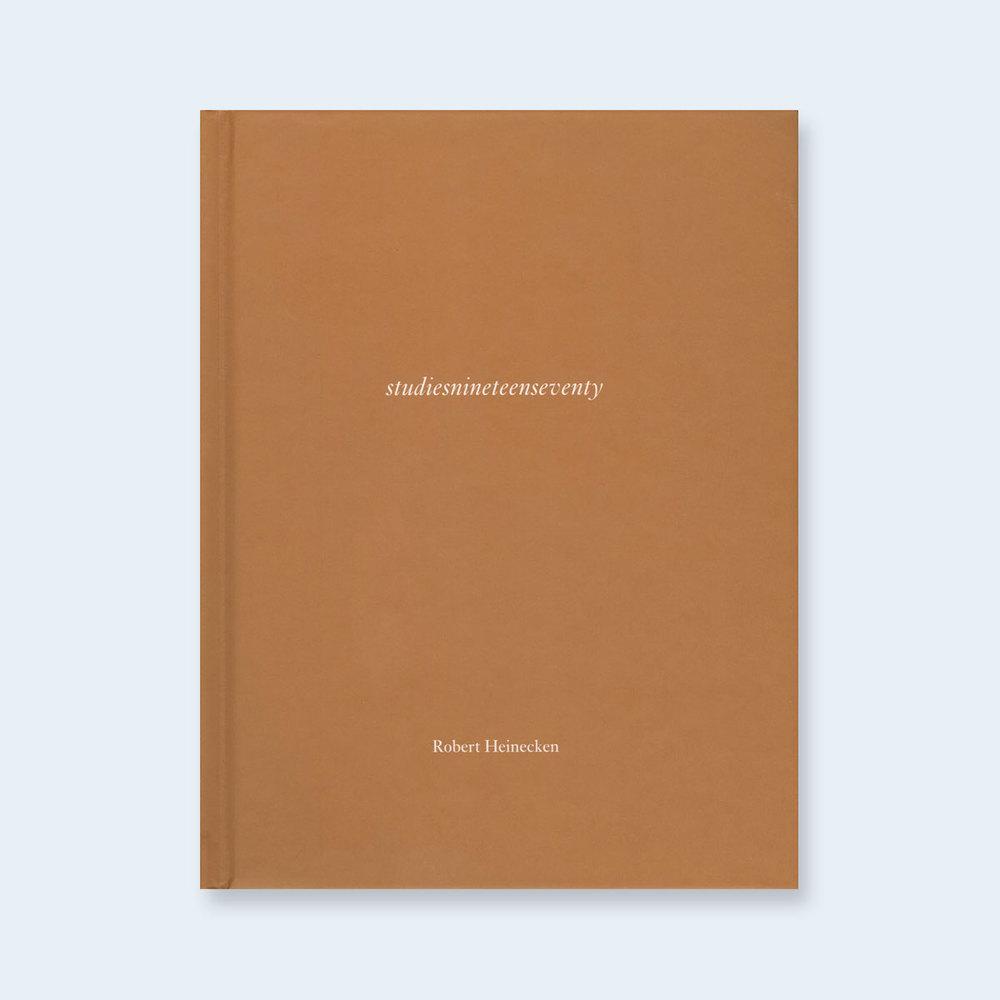 ROBERT HEINECKEN | One Picture Book #14: studiesnineteenseventy $150.00