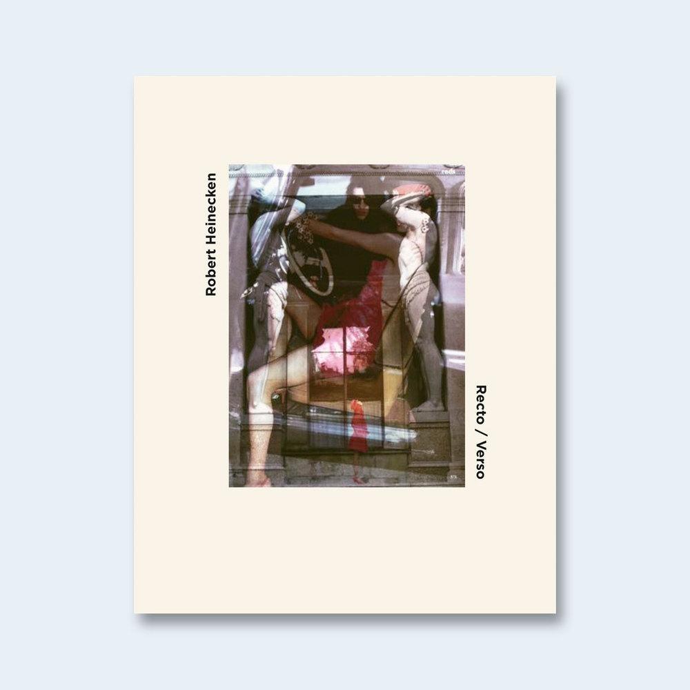 ROBERT HEINECKEN - Recto / Verso $65.00