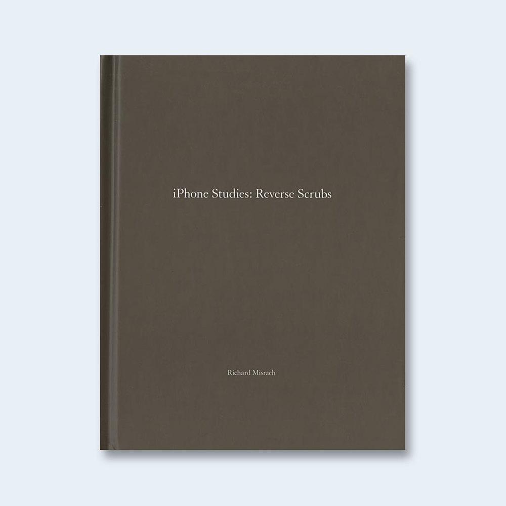 RICHARD MISRACH | One Picture Book #82: iPhone Studies: Reverse Scrubs $150.00