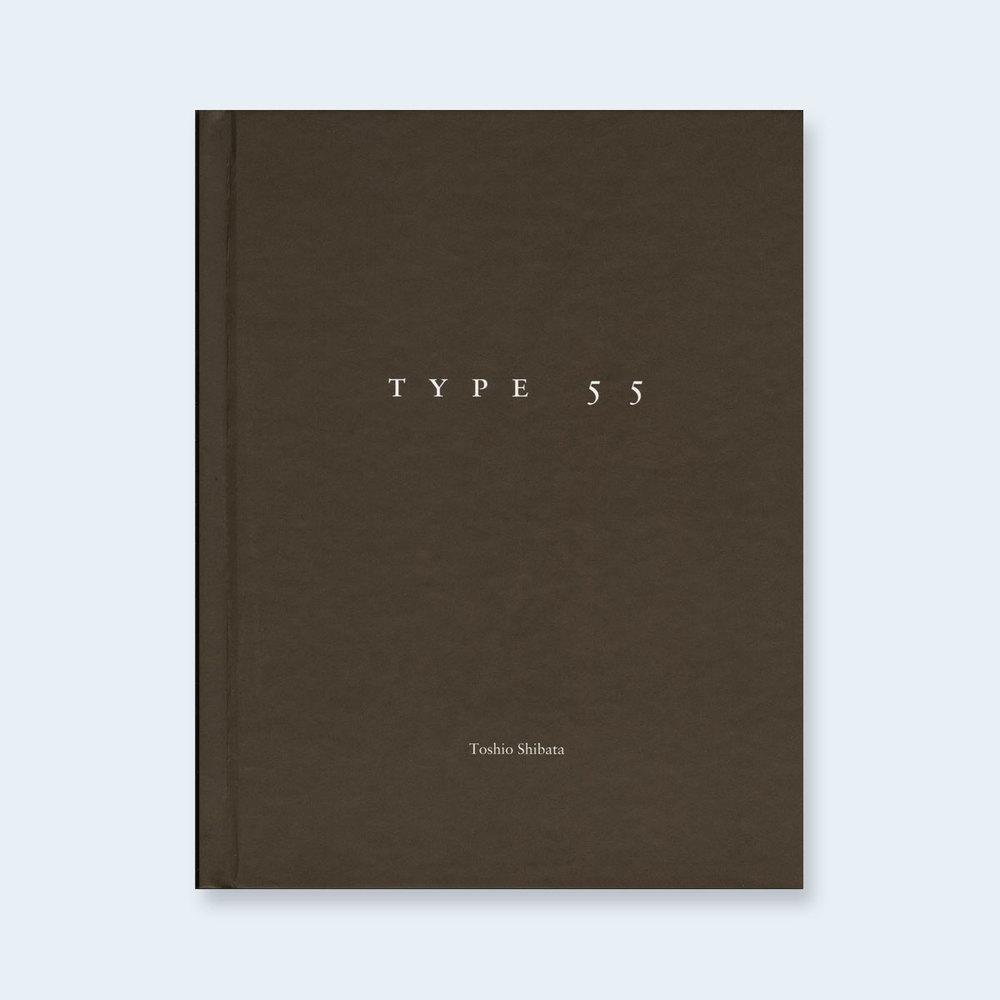 TOSHIO SHIBATA | One Picture Book #20: Type 55 $150.00