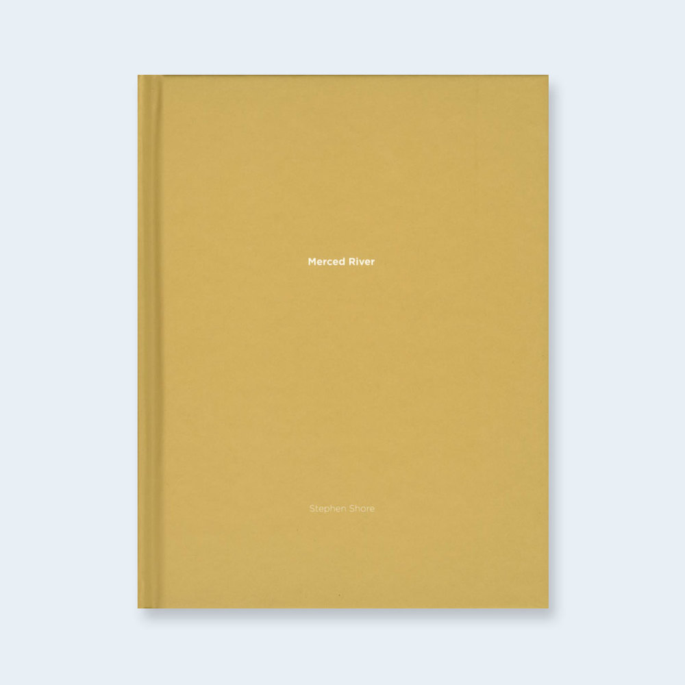 STEPHEN SHORE | One Picture Book #43: Merced River $250.00