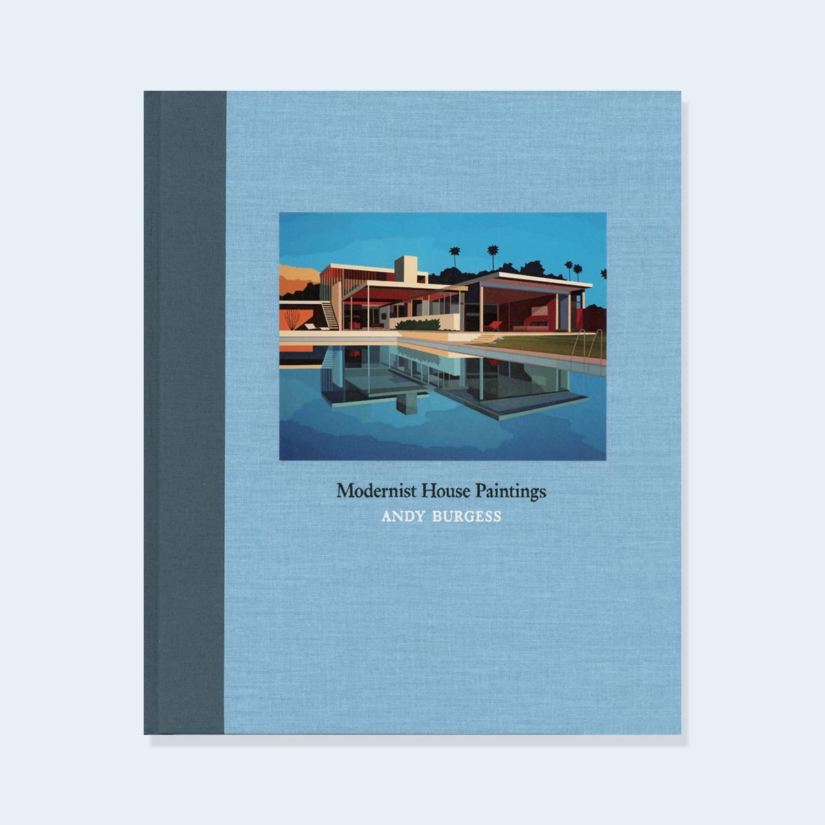 ANDY BURGESS  |    Modernist House Paintings   |   Order >