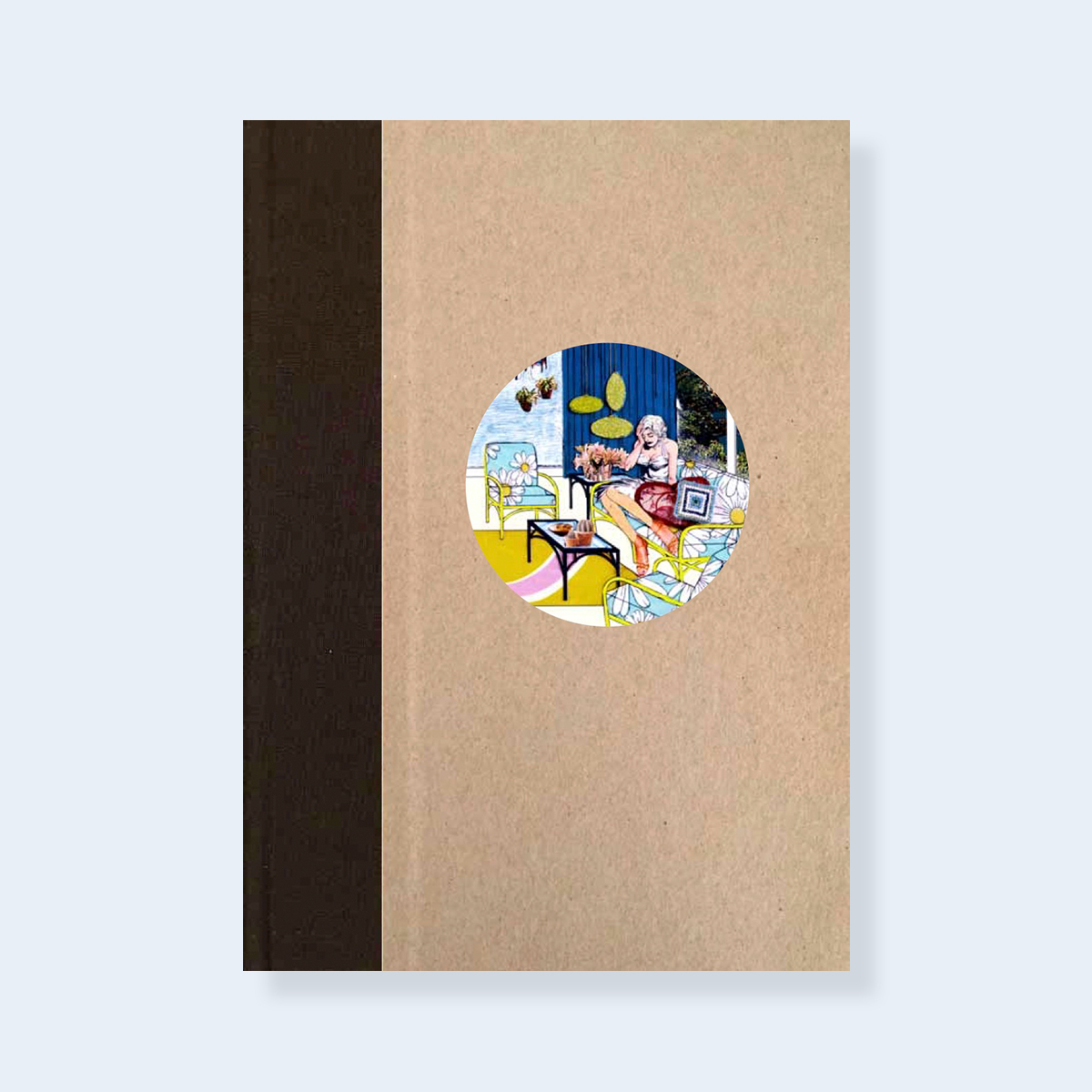 LAURIE SIMMONS | The Instant Decorator | One Picture Book Two #12 |  Order >