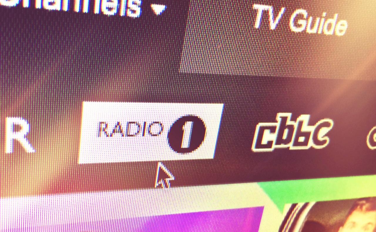 BBC Music TV!