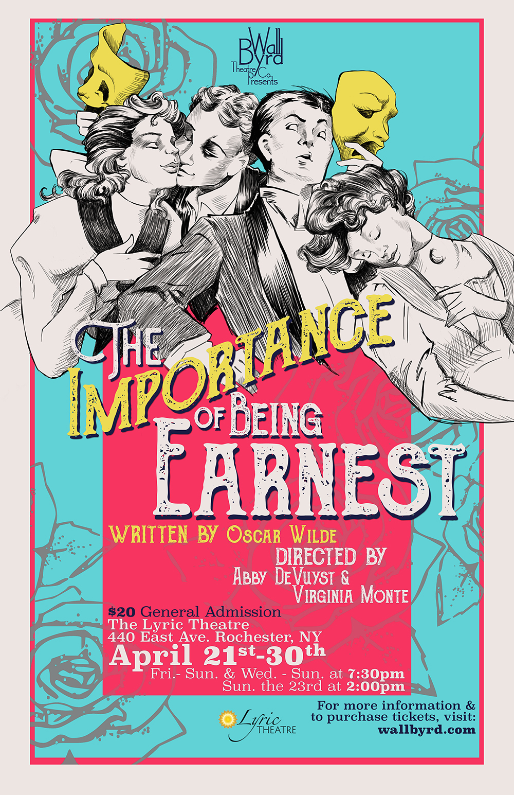The Importance of being earnest poster.jpg