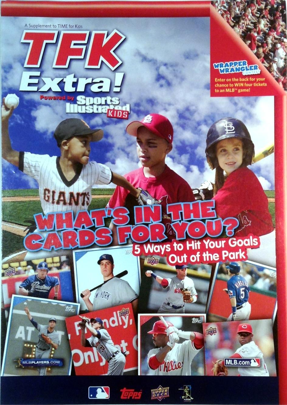 Major League Baseball & Topps Cards