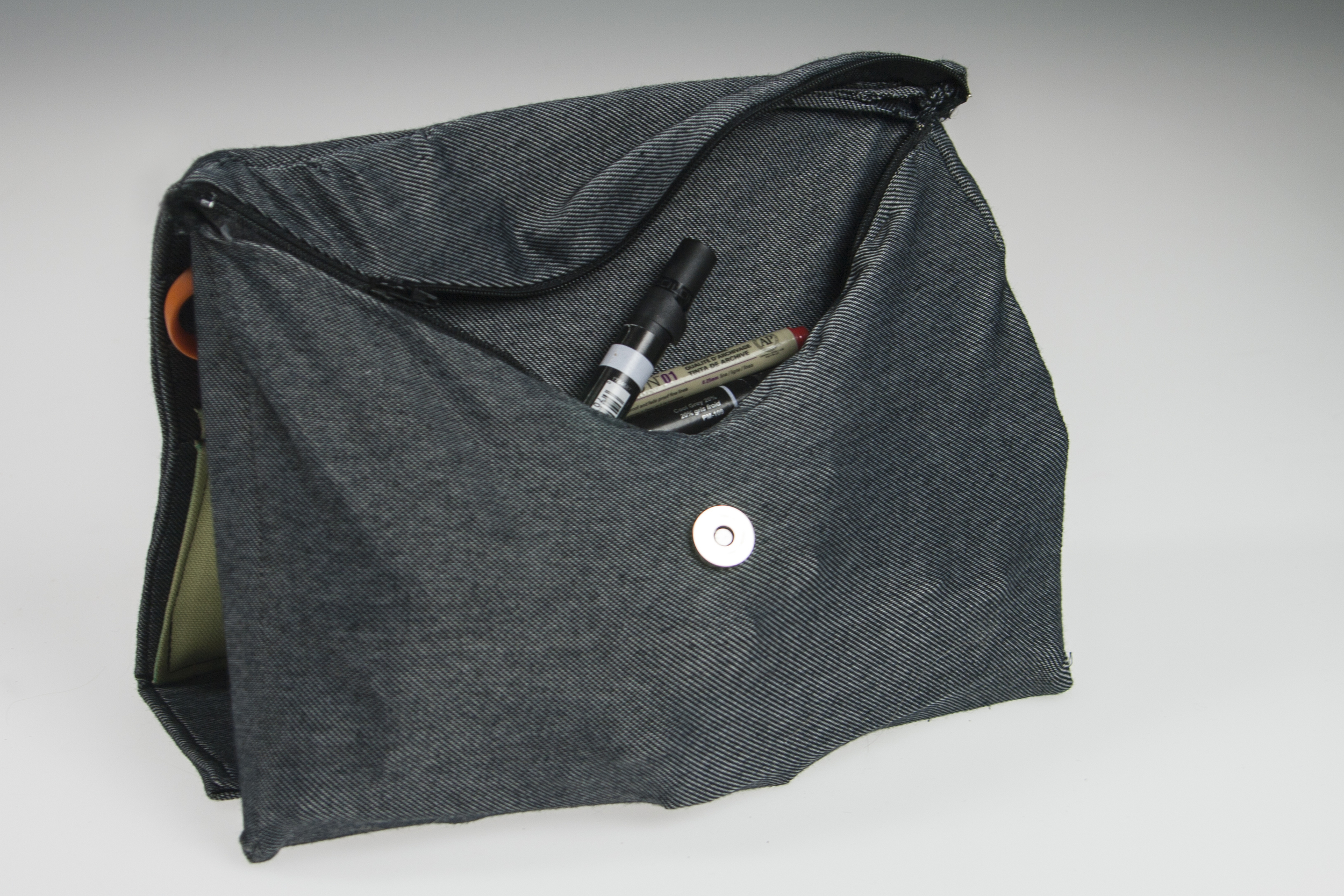Materials Pouch Redesign
