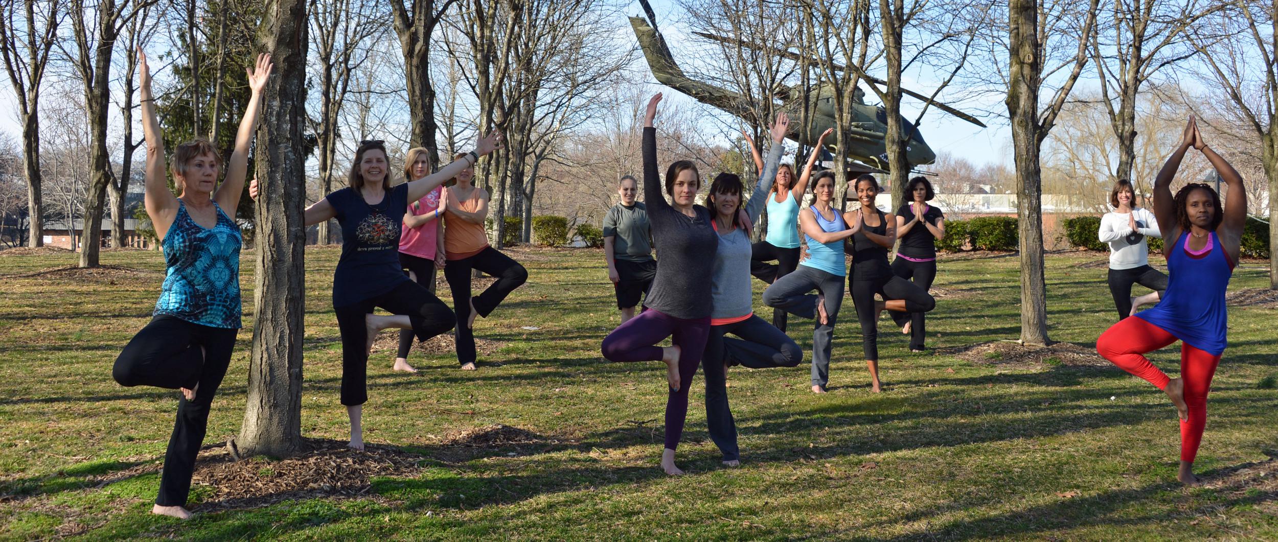 Bristol Yoga in Bristol Tennessee