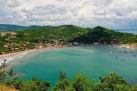 San Juan Del Sur inlet