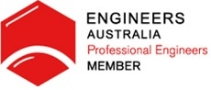 Consultant accredited as Environmental Engineer by Engineers Australia