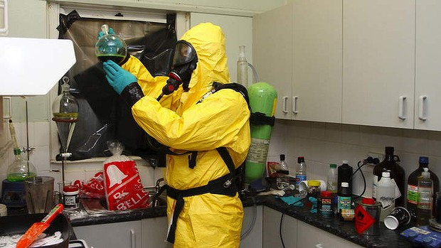 Clandestine drug laboratory Inspection & Assessment