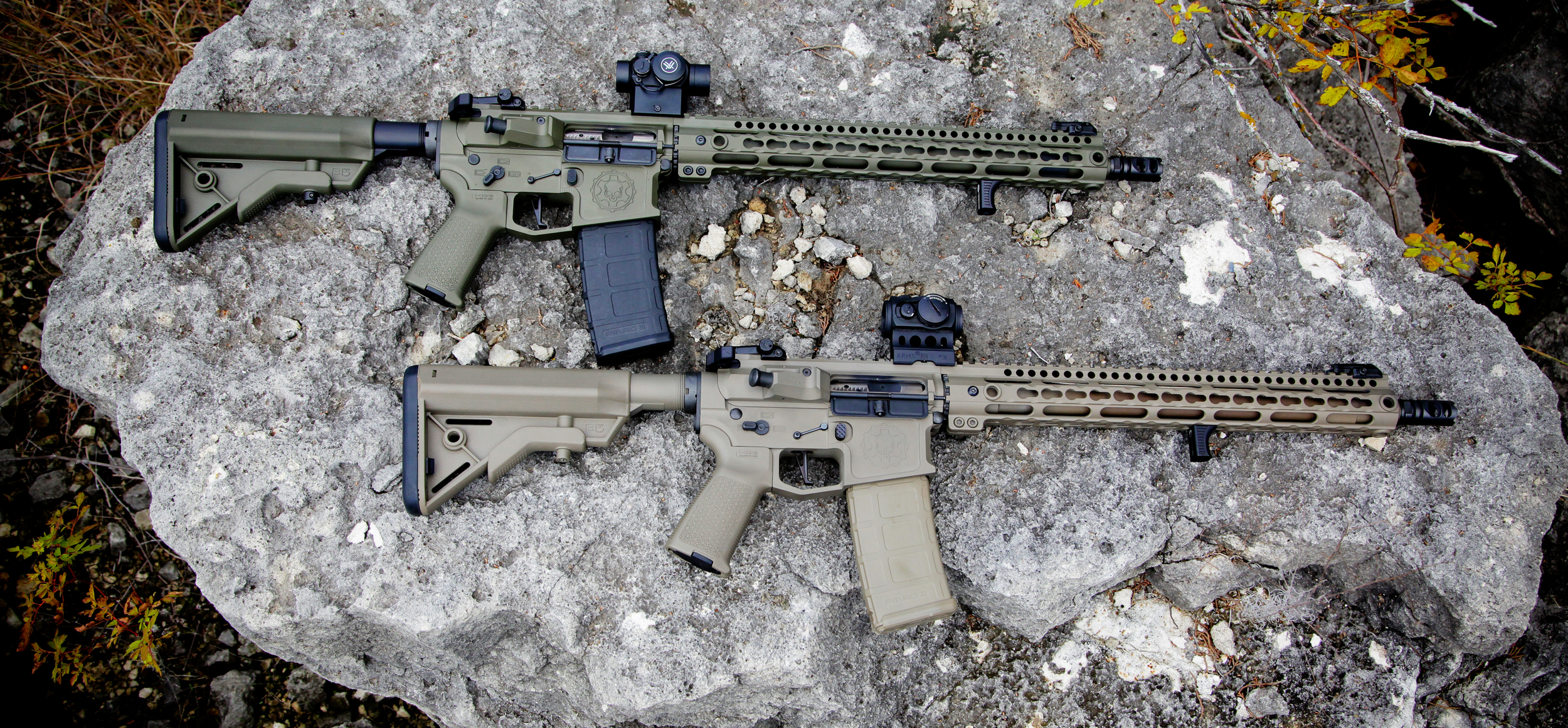 """The SFA-15 """"ReDuced Recoil"""" RDR™ Rifle fills the void between your everyday off the shelf carbine and long range precision rifle."""