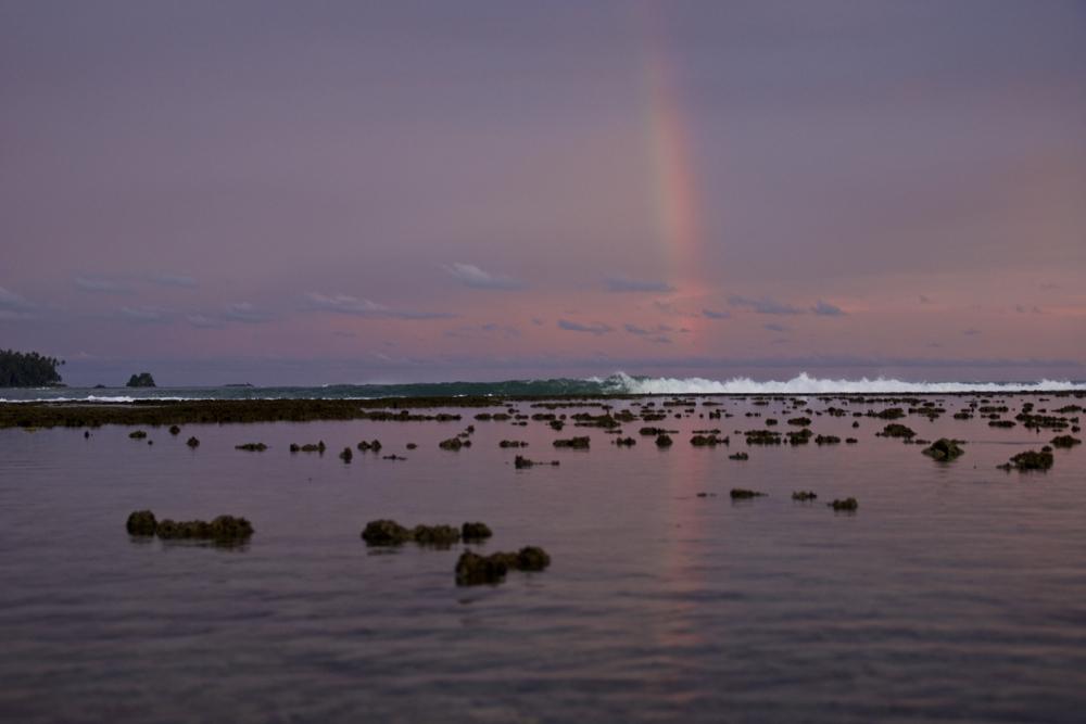 rainbow wav
