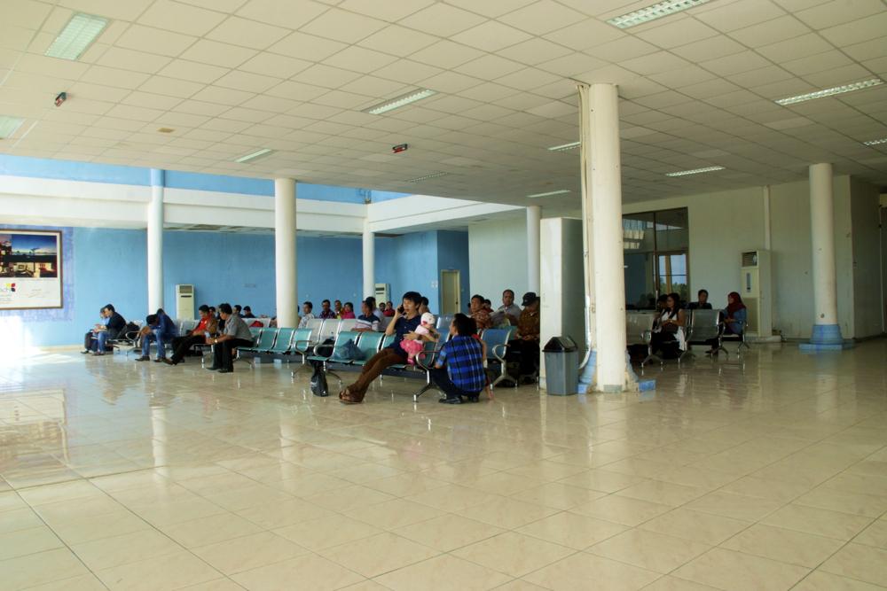 Gunung Sitoli Internatiol Airport