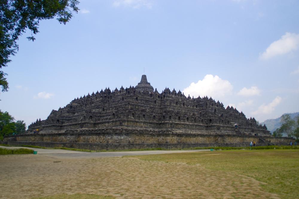 Borobodur, est 800 AD.