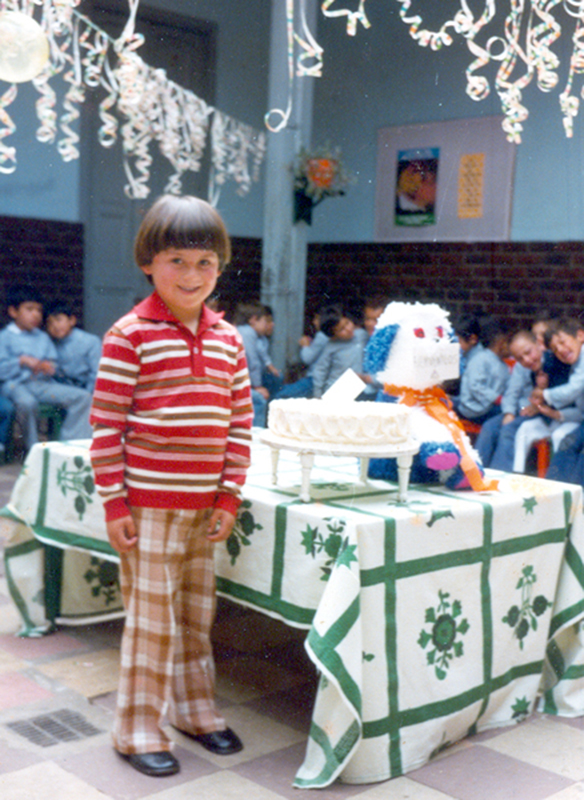 "Alfredo Arévalo Cárdenas   ""Fotico de 1980"""