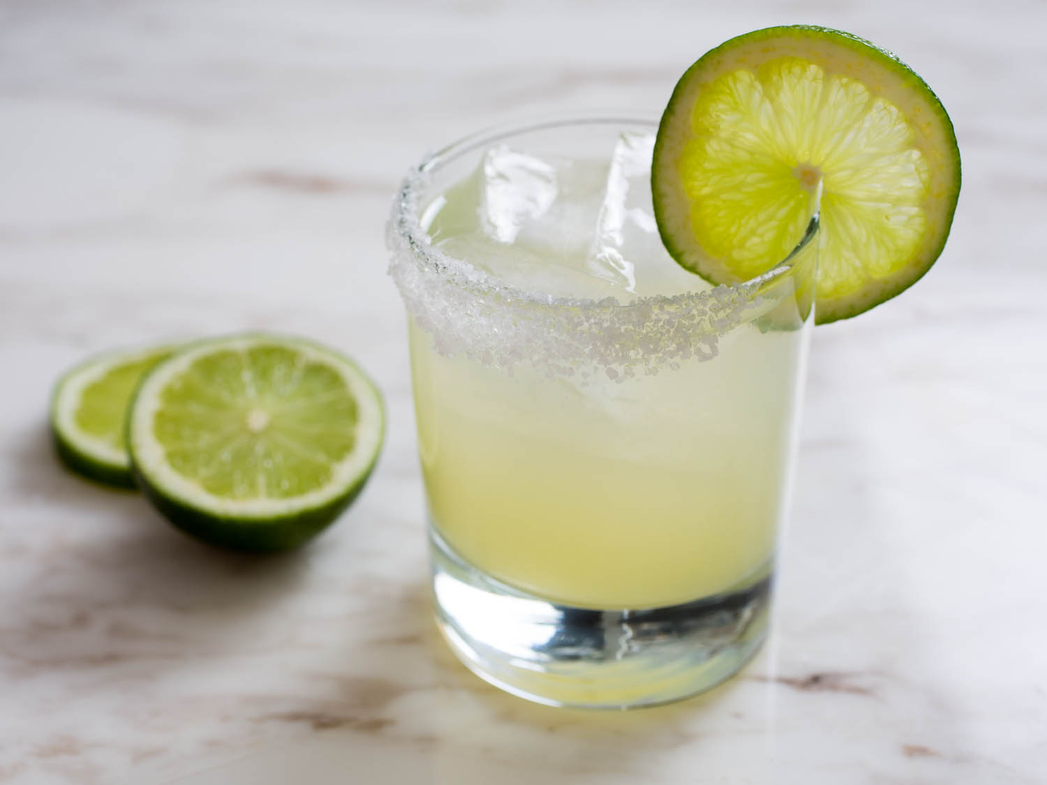 📷 but not recipe from  seriouseats.com , a top-shelf recipe site who offers  a reference recipe for the classic cocktail .