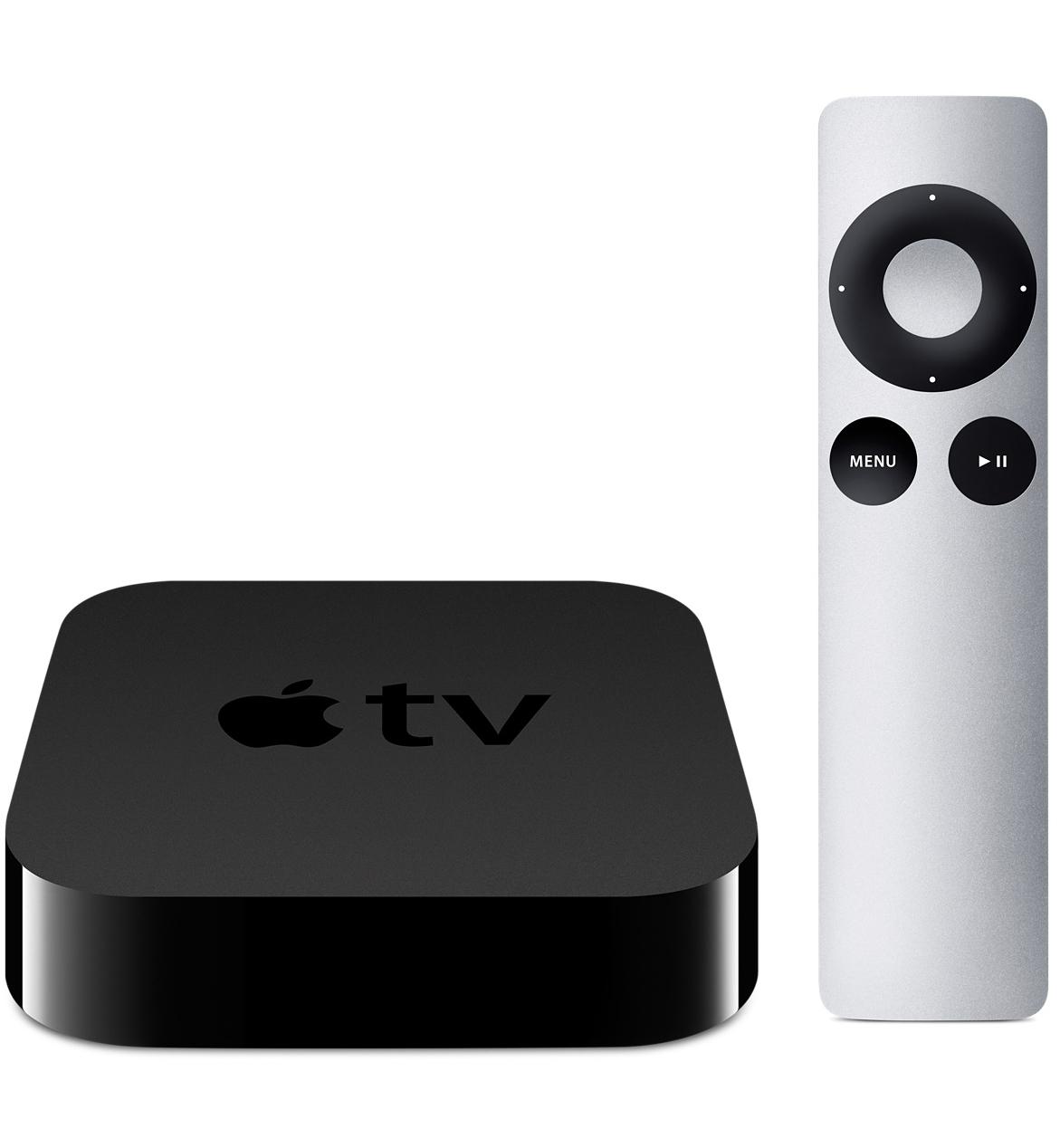 My now-useless 3rd-Gen Apple TV. It still has 1080p, but no more HomeKit utility with iOS 10. Whomp. 📷 via  Apple.com .
