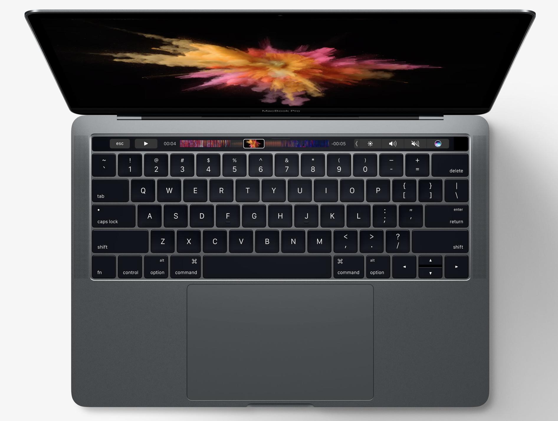 """13"""" MacBook Pro in Space Gray"""