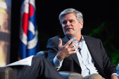 Steve Case, Chairman and CEO of Revolution, Founder of America Online