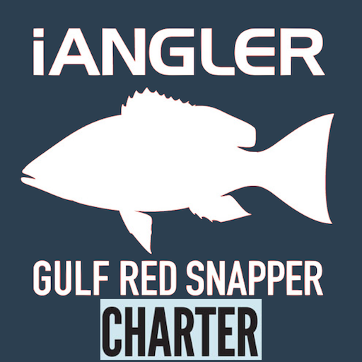 iAngler Gulf Red Snapper - CHARTER 512X512.png