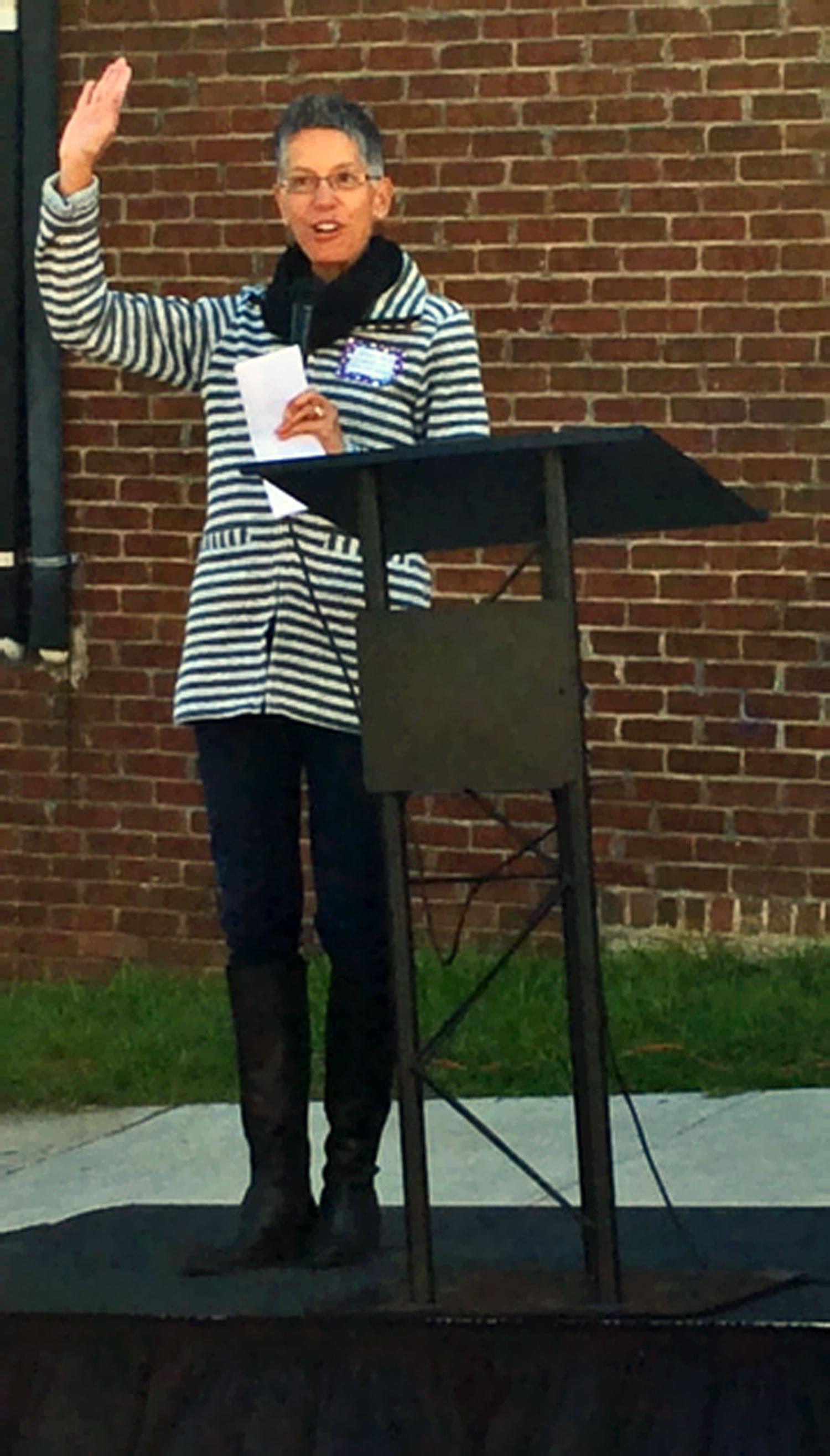 Our Fearless Leader: Donna Belt