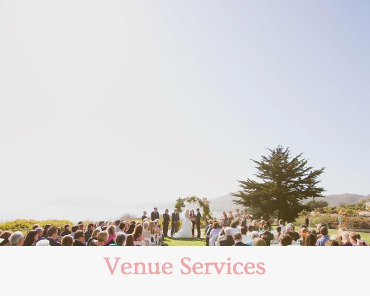 Venue Services - Wedding & Events Redding