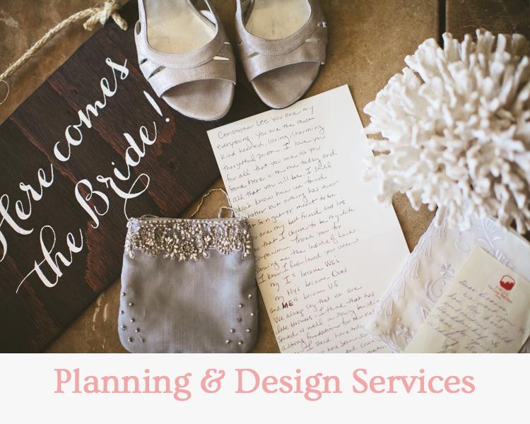 Planning & Design Services - Wedding & Events Redding