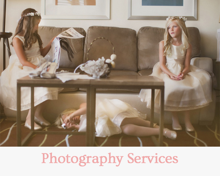 Photography Services - Wedding & Events Redding